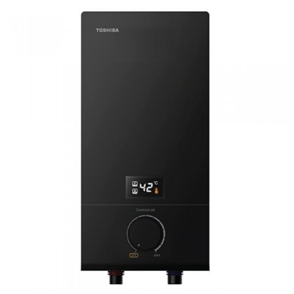 TOSHIBA DSK38ES3MB-RS DC PUMP WATER HEATER WITH RAIN SHOWER