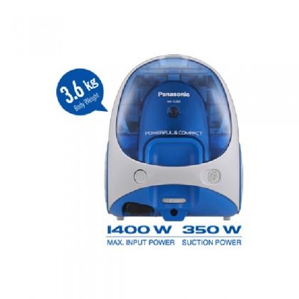 PANASONIC 1400W MC-CL305 BAGLESS COMPACT VACUUM