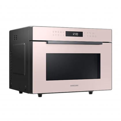 SAMSUNG 35L MC35R8088LP/SM CONVECTION MICROWAVE OVEN WITH HOT BLAST™ (PINK)