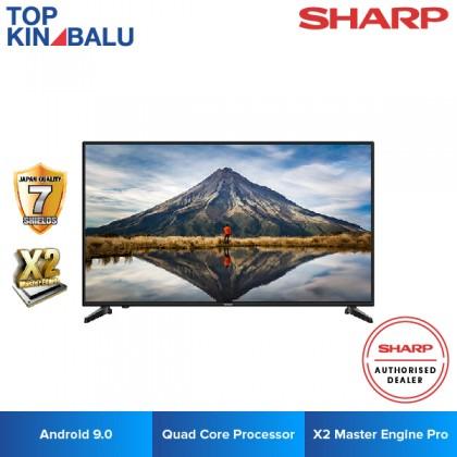 "SHARP 45"" 2TC45BG1X FHD ANDROID TV"