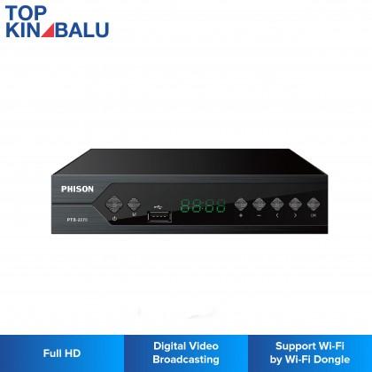 PHISON PTB-2070 DIGITAL VIDEO BROADCASTING DVB-T2