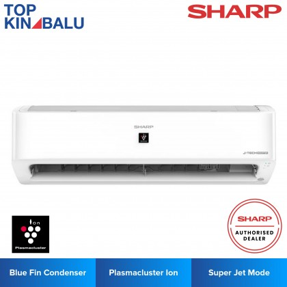 SHARP 1HP AHXP/AUX10YMD S/UNIT R32 PCI INVERTER AC