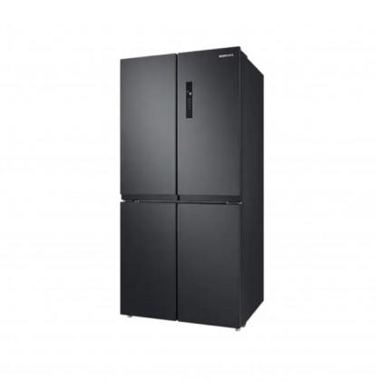 SAMSUNG 511L RF48A4000B4/ME FRENCH DOOR TWIN COOLING INVERTER FRIDGE (BLACK)