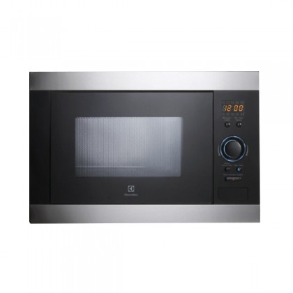 ELECTROLUX 25L  EMS2540X S/STEEL BUILT-IN MICROWAVE WITH GRIL