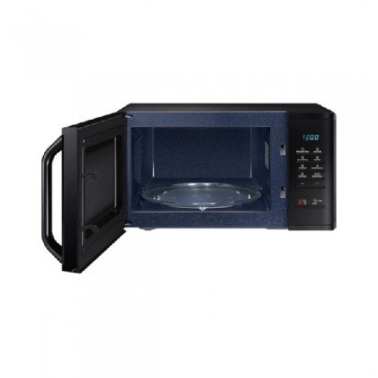 SAMSUNG 23L MS23K3513AK/SM SOLO MICROWAVE OVEN WITH QUICK DEFROST