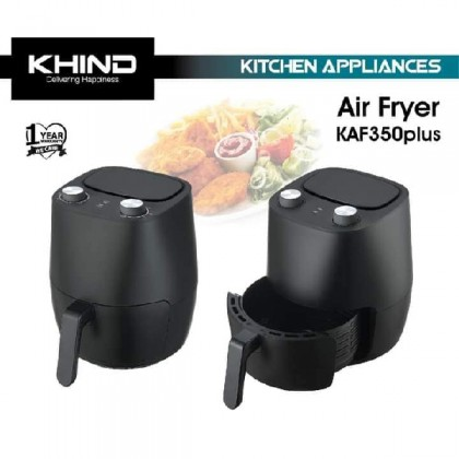 KHIND 3.5L AIR FRYER KAF350PLUS