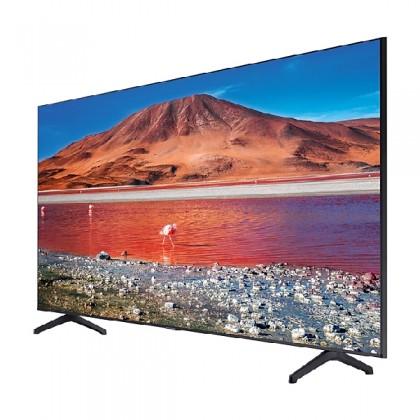 """SAMSUNG 50"""" 4K CRYSTAL UHD SMART LED TV UA50TU7000KXXM"""